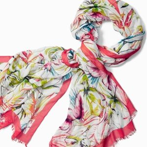 Tommy Bahama Accessories - Tommy Bahama Luxurious Flora Dei Marmi Scarf